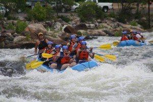 Upper Ocoee River Rafting