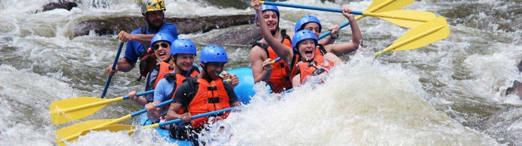 Carolina Ocoee River Rafting