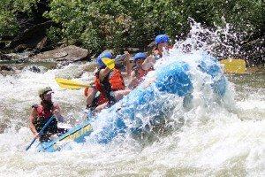 Middle Ocoee River Rafting