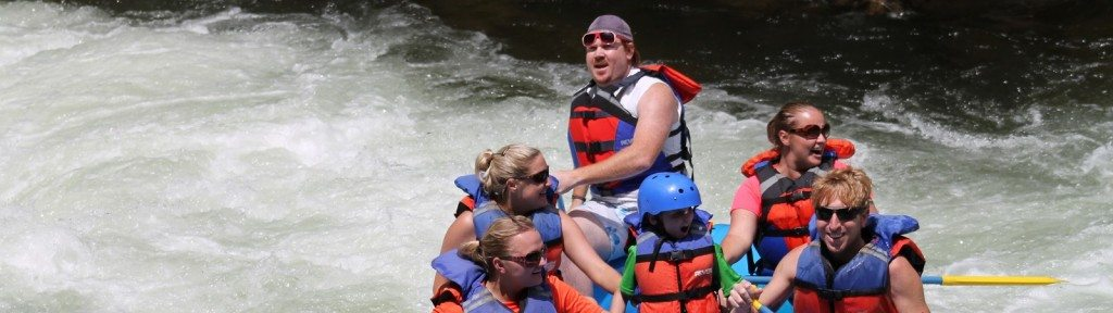 non-guided nantahala rafting