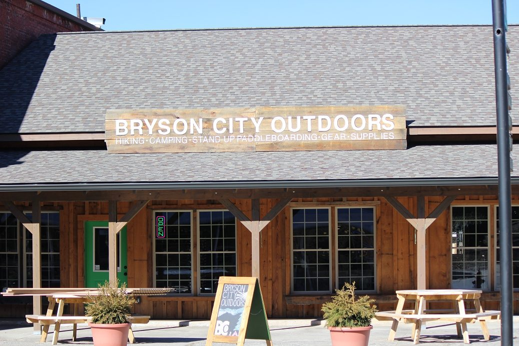 bryson city outdoors