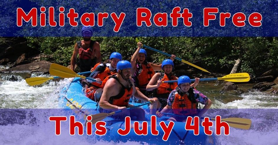 military raft free