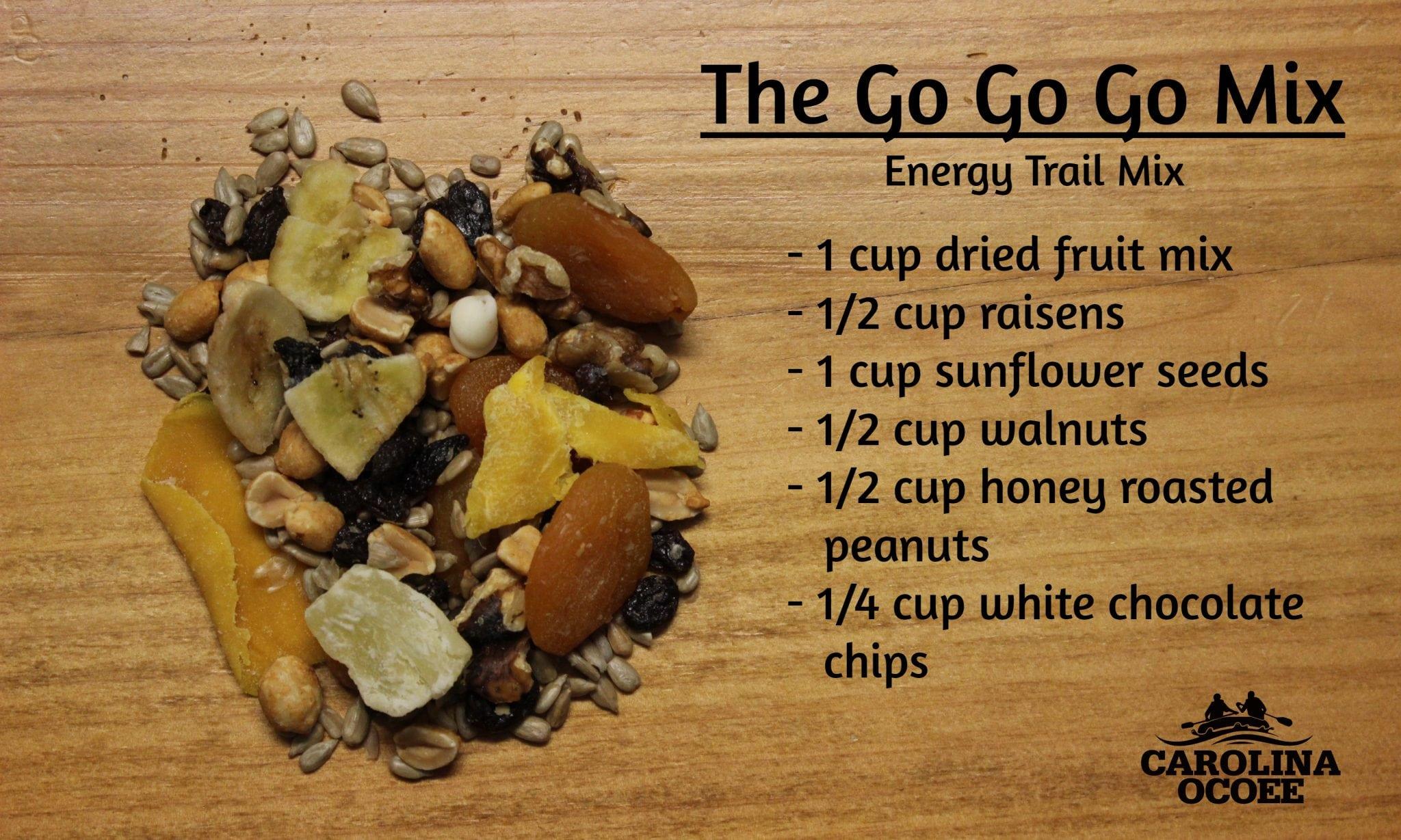 The Go Go Go Mix - Ocoee River Rafting