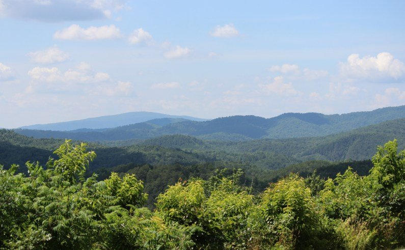 Big Frog Mountains