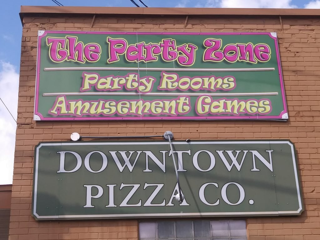 Down Town Pizza Co