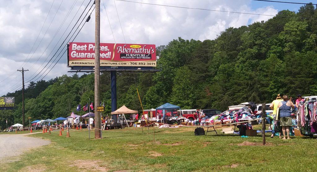 Flea Market Near Murphy, NC