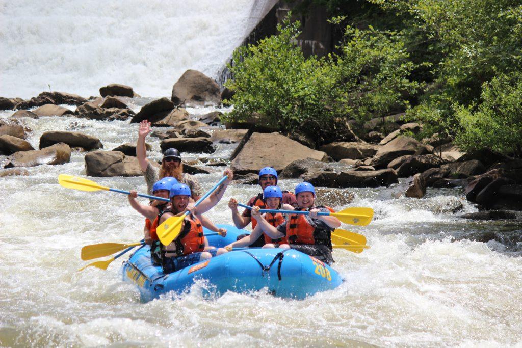 The best Ocoee River Rafting Near Ducktown, TN