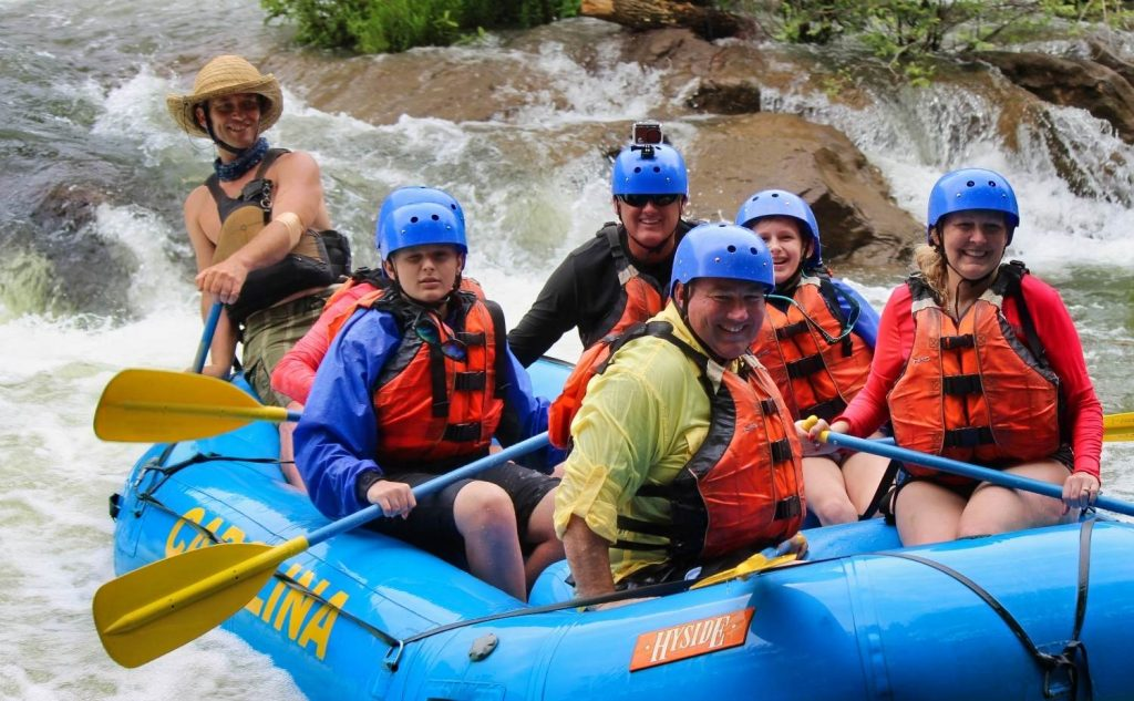 Gregg - Carolina Ocoee River Whitewater Guide