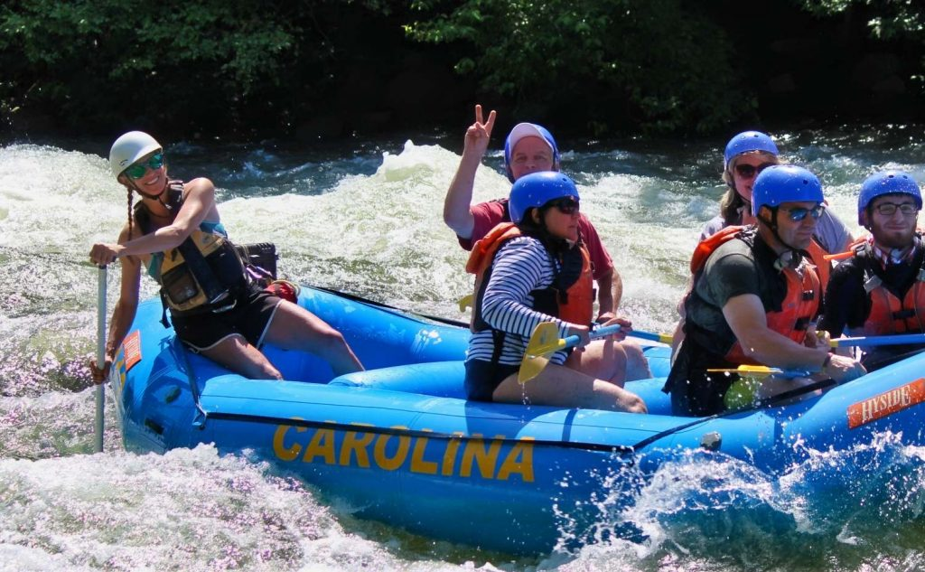 Magen - Carolina Ocoee River Whitewater Guide