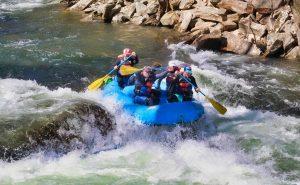 Non Guided Nantahala River Rafting