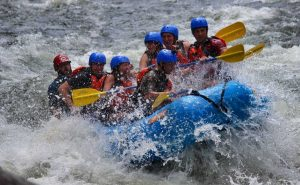 Full Ocoee White Water Rafting