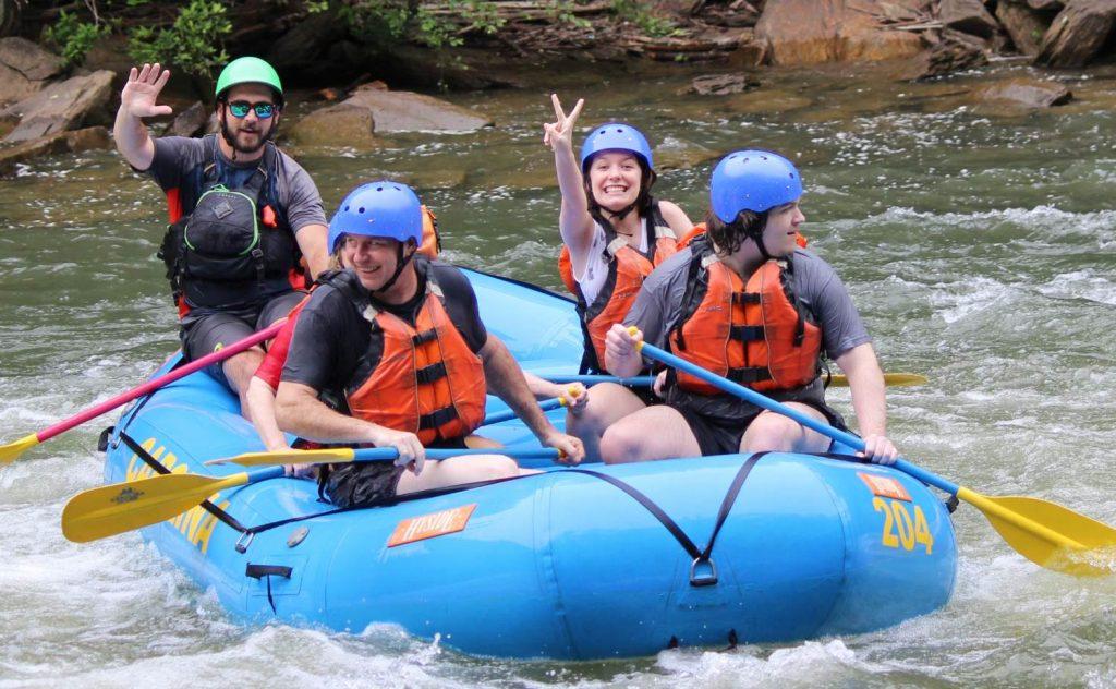 Patrick - Carolina Ocoee River Whitewater Guide