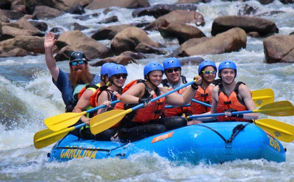 Paul - Carolina Ocoee River Whitewater Guide