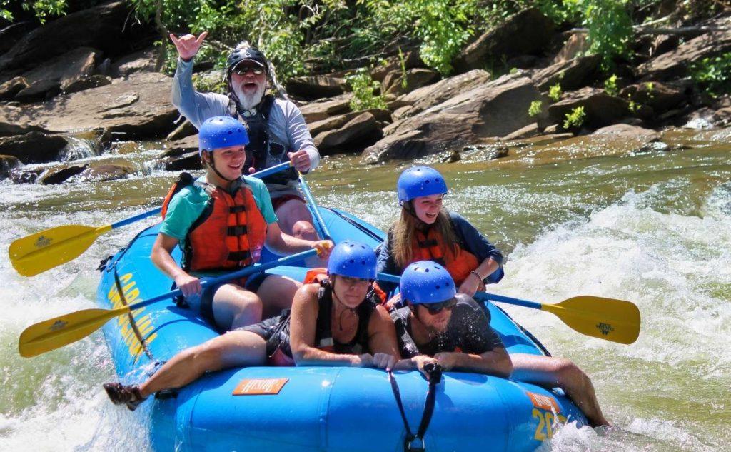 Travis - Carolina Ocoee River Whitewater Guide
