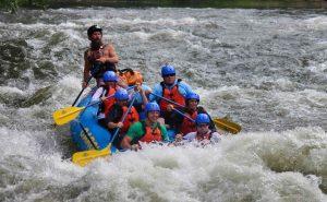 Ocoee Combo River Rafting